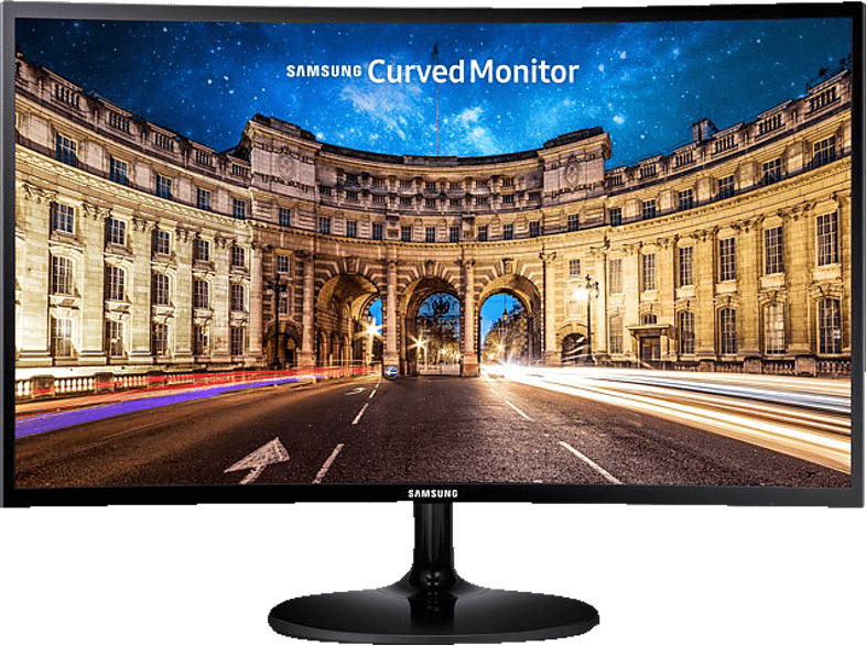 "SAMSUNG LC27F390 - 27"""" Full HD Monitor FreeSync Curved με VA panel laptop  tablet  computing  οθόνες computing   tablets   offline οθόνες sales"