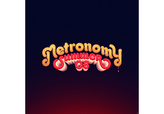 Metronomy - Summer '08 [LP + Bonus-CD]