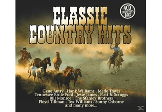 VARIOUS - Classic Country Hits! - (CD)