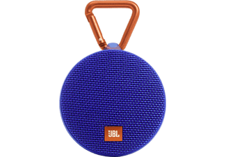JBL Clip 2 Waterproof - Blå