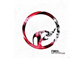 Finch - What It Is To Burn-X - (Vinyl)