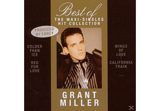 Grant Miller - Best Of-The Maxi-Singles Hit Collection [CD]