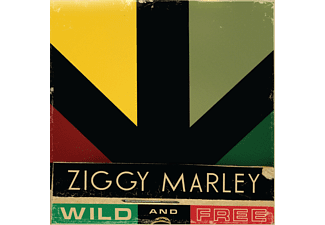 Ziggy Marley - Wild And Free - (Vinyl)