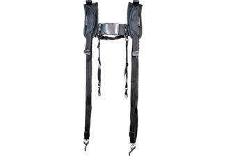 SUN SNIPER Double Plus Harness Tragegurt, Schwarz