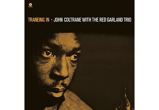 John With The Red Garland Trio Coltrane - Traneing In - (Vinyl)