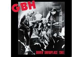 Gbh - Dover Showplace 1983 - (Vinyl)