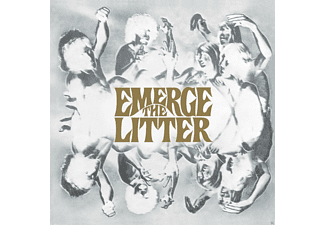 The Litter - Emerge - (Vinyl)