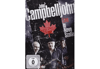 John Campbelljohn Band - Live In Nova Scotia - (DVD)