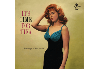 Tina Louise - It's Time For Tina - (Vinyl)