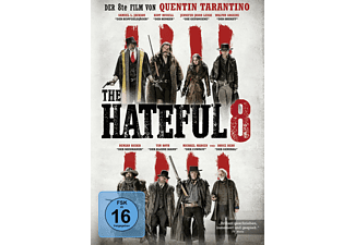 The Hateful 8 - (DVD)