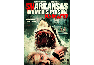 Sharkansas Women's Prison Massacre - (DVD)