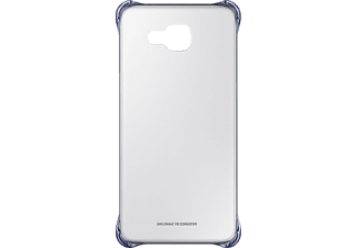 SAMSUNG Clear Cover Galaxy A5 (2016) Zwart