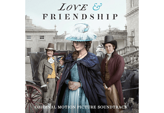 VARIOUS - Love & Friendship [CD]
