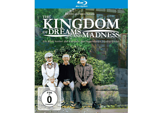 The Kingdom Of Dreams And Madness [Blu-ray]