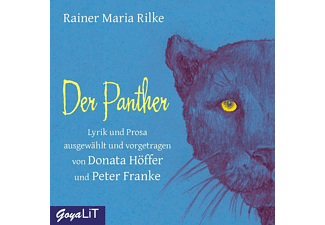 Der Panther - 1 CD - Anthologien/Gedichte/Lyrik