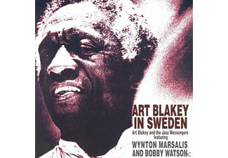 Art Blakey - In Sweden (W. Wynton Marsalis) - (CD)