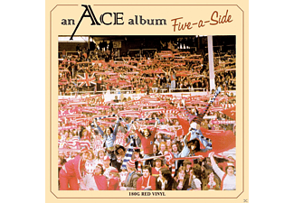 Ace - Five-A-Side - (Vinyl)