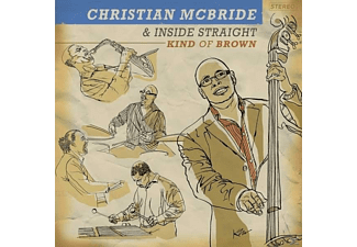 Christian McBride - Kind Of Brown (2 x 180gr LP) - (Vinyl)