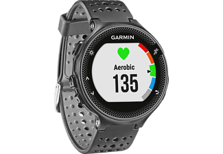 GARMIN Forerunner 235 Black/ Marsala red - (010-03717-71)