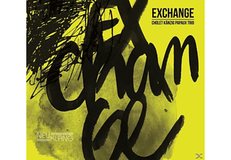 CHOLET/KÄNZIG/PAPAUX TRIO - Exchange - (CD)