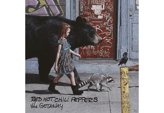 Red Hot Chili Peppers - The Getaway | CD