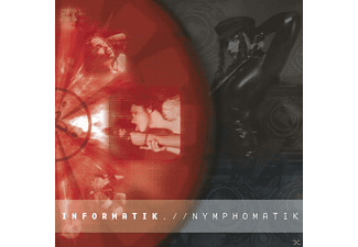 Informatik - Nymphomatik [CD]