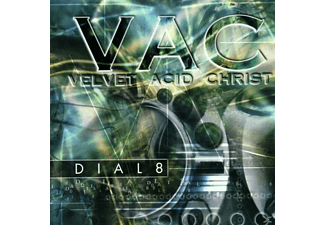 Velvet Acid Christ - Dial 8 [CD]