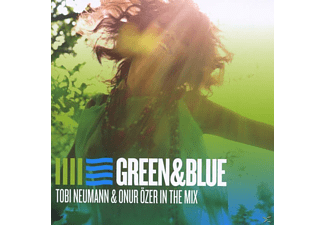 NEUMANN,TOBI & ÖZER,ONUR - Green & Blue - (CD)