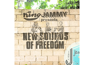 King Jammy, Black Uhuru, Tribute - King Jammy Presents: New Sounds Of Freedom - (Vinyl)