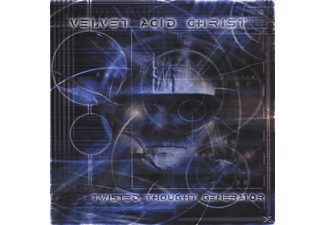 Velvet Acid Christ - Twisted Thought Generator [CD]