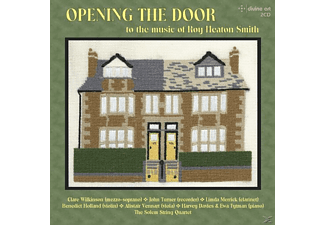 VARIOUS - Opening The Door - (CD)