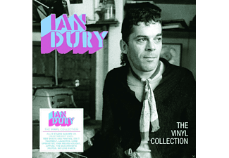 Ian Dury & The Blockheads - Vinyl Collection - (Vinyl)