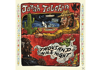 Jonah Tolchin - Thousand Mile Night - (Vinyl)