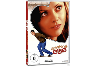 Anything Else - (DVD)