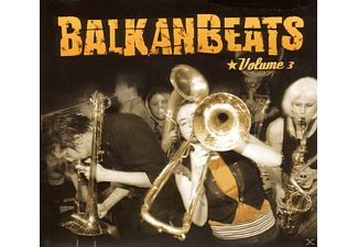 VARIOUS - Balkanbeats Volume 3 - (CD)