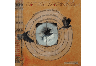 Fates Warning Theories of Flight LP + Μπόνους-CD