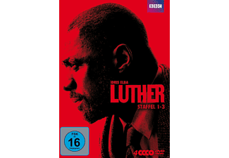 Luther - Staffel 1-3 (Exklusive Edition) [DVD]