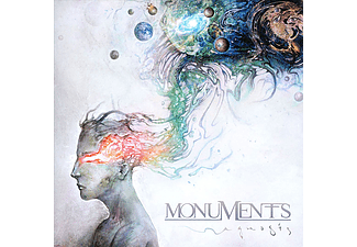 Monuments - Gnosis (CD)