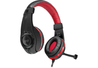 SPEED-LINK Legatos Gaming Headset - Svart