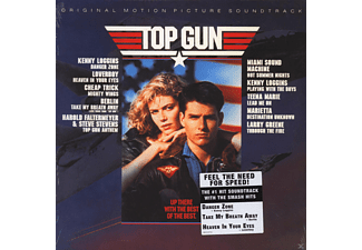 VARIOUS - Top Gun (Original Motion Picture Soundtrack) - (Vinyl)