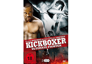 Kickboxer Ultimate Fighter - (DVD)