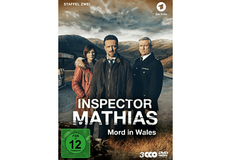 Inspector Mathias - Mord in Wales 2. Staffel - (DVD)