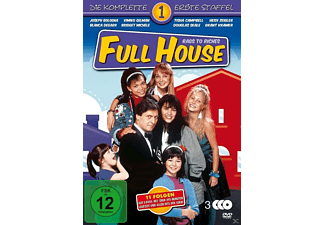 Full House: Rags to Riches - Staffel 1 - (DVD)