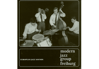 Modern Jazz Group Freiburg - European Jazz Sounds (CD) [CD]