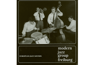 Modern Jazz Group Freiburg - European Jazz Sounds (CD) - (CD)
