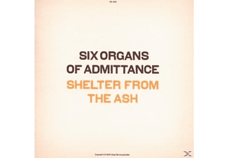 Six Organs Of Admittance - SHELTER FROM THE ASH - (Vinyl)