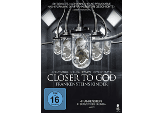 Closer to God - Frankensteins Kinder - (DVD)