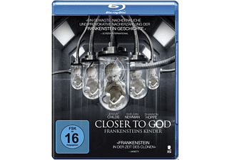 Closer to God - Frankensteins Kinder - (Blu-ray)