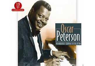 Oscar Peterson - Absolutely Essential [CD]