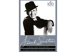 Frank Sinatra - A Man And His Music Part I & II - (DVD)